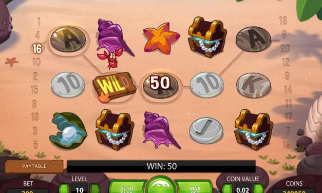 Beach – NetEnt Slot Game Review