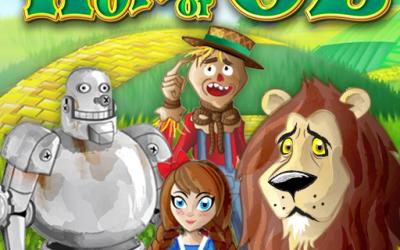 World of OZ, New Slot Game