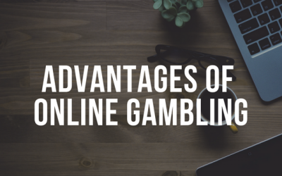Advantages of Online Gaming