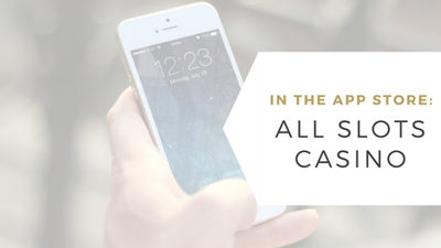 All Slots Mobile Casino lands app store