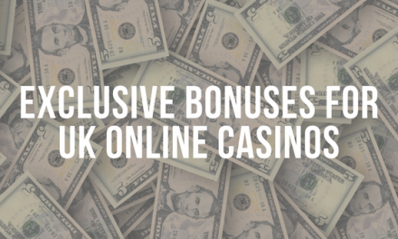 Exclusive Bonuses for UK Online Casinos