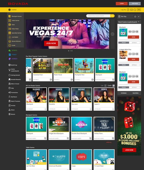 Bovada Casino | Mobile Online Casinos