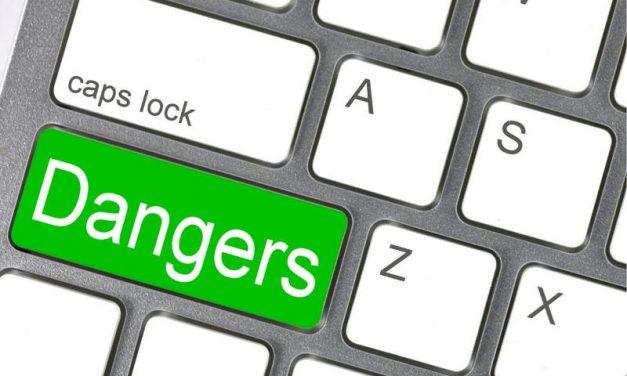 Hidden dangers of gambling online