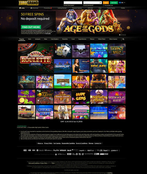 Grand Euro Casino