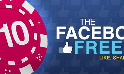 Friday Freebie at Slots.lv!