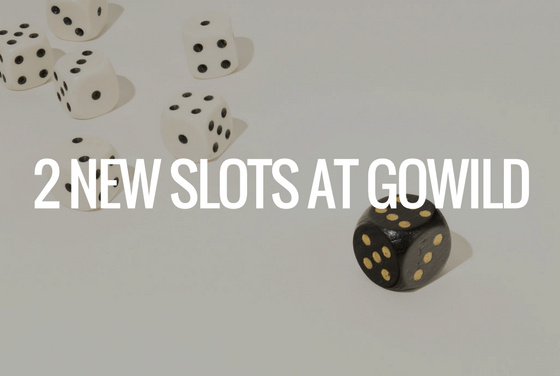 Two New Slot Games at GoWild Casino