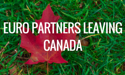 Euro Partners Leaving Canada