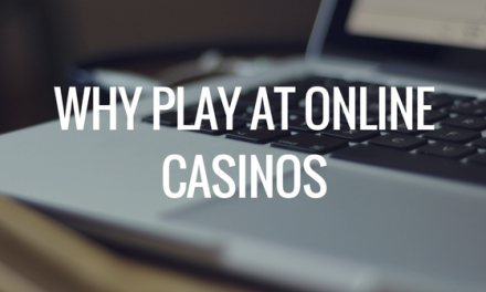 Why Players Are Choosing To Play Casino Games Online