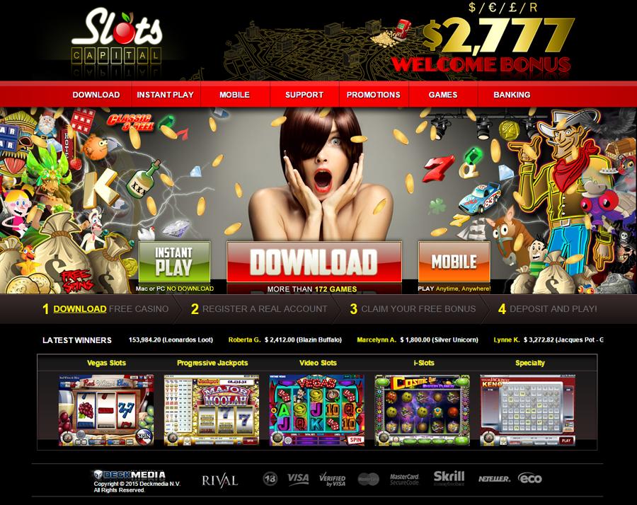 Slot Capital Casino