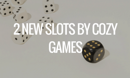 Cozy Games Welcomes Two New Mobile Slots